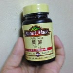 葉酸のみを摂取するサプリメント