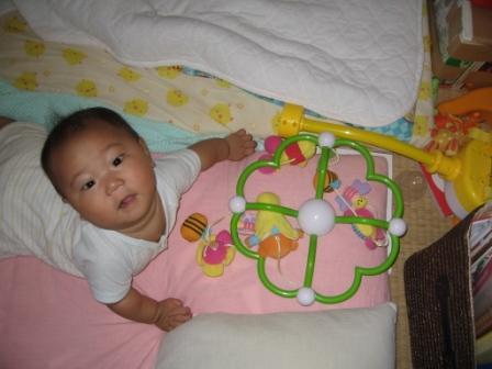 赤ちゃんのお部屋づくり