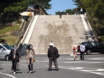 興福寺石段