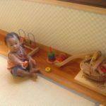 みなと悠悠で初めてキッズルームに宿泊【2010夏旅行・1】