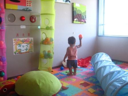 1歳児みにぐり、危機回避しつつ歩けるよう、練習開始