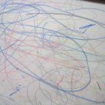 悪ガキ2歳児みにぐりの落書き対策
