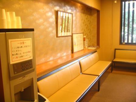 方違神社控室