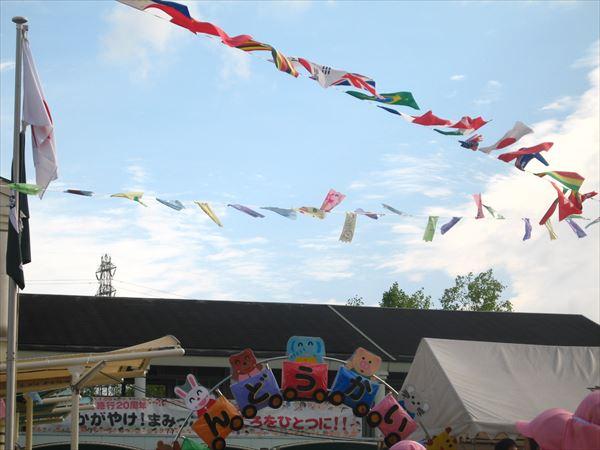 2011運動会の空幼稚園