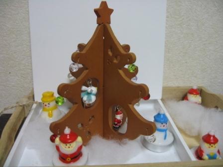手作りクリスマスケーキの要はデコレーショングッズ!・・・かも?