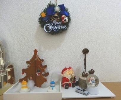 2012のクリスマス