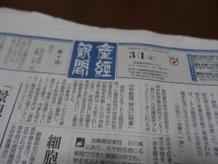 アナログなりの楽しみ方で新聞を楽しむ