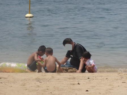 【2013夏旅行】海とプールで泳ぎまくる