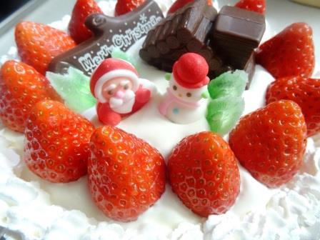 キャラデコクリスマスケーキのシーズン到来。妖怪ウォッチは抽選販売です。