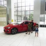 トヨタの工場&トヨタ記念館見学・車好きにはたまりません!【2016年の夏休み】