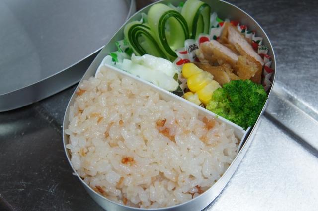 アルミ製お弁当箱
