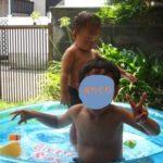 夏は子どもたちを水遊び・プール遊びで爆睡させよう