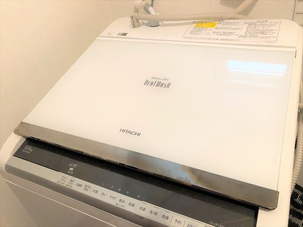 洗濯機NEW