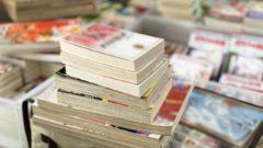たくさんのコミック本