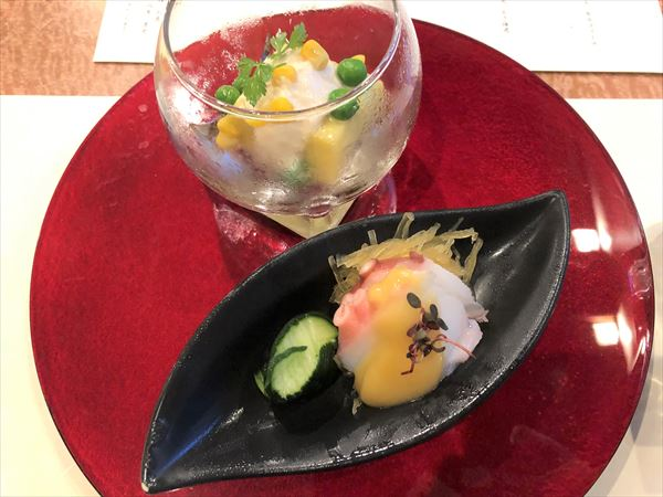 久美浜ディナー