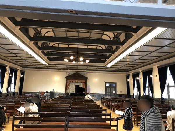 奈良女子大学講堂